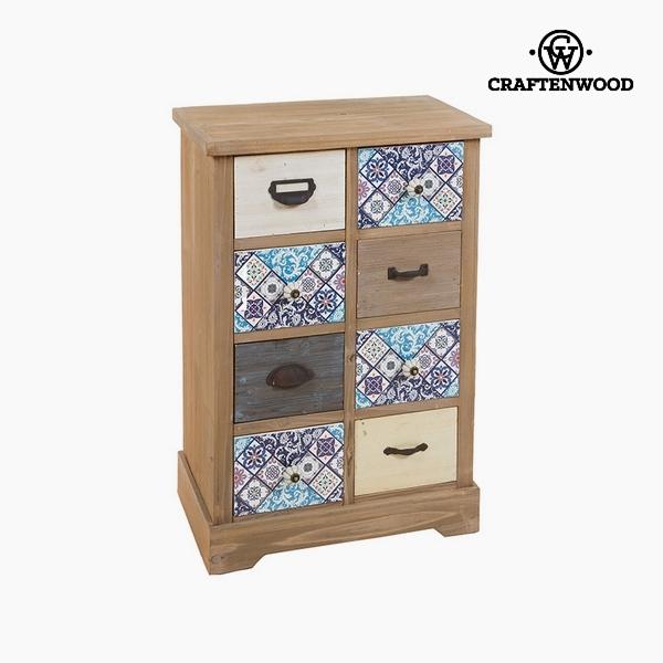 Prádelník Jedlové dřevo (50 x 32 x 75 cm) by Craftenwood