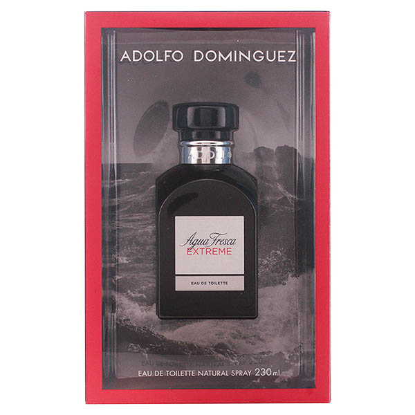 Men's Perfume Agua Fresca Extreme Adolfo Dominguez EDT collector - 230 ml