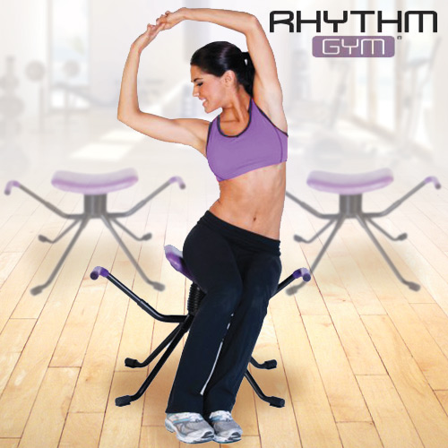 Rhythm Gym Posilovací Přístroj