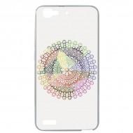 Pouzdro na mobily Huawei P8 Lite Smart Flex Mandala