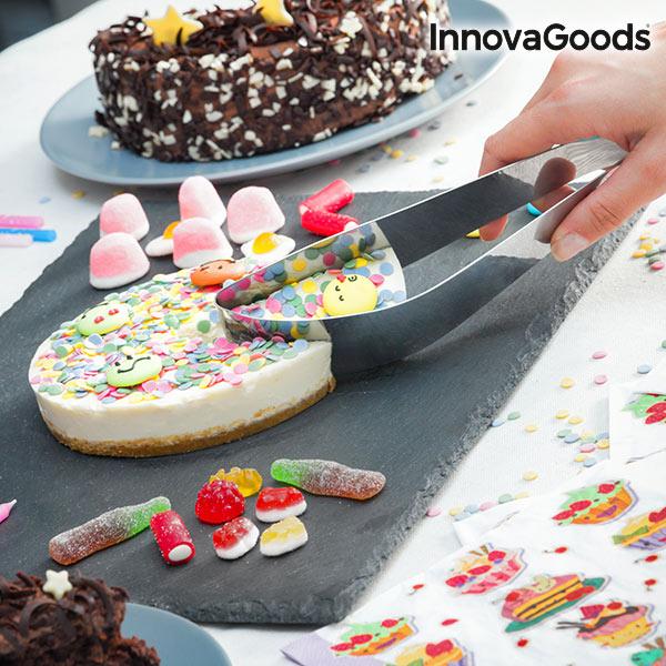 Krojąca Łyżka do Ciasta InnovaGoods