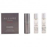 Zestaw Perfum dla Mężczyzn Allure Homme Sport Chanel (3 pcs)
