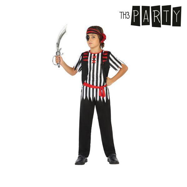 Kostým pro děti Th3 Party Pirát - 7–9 roků