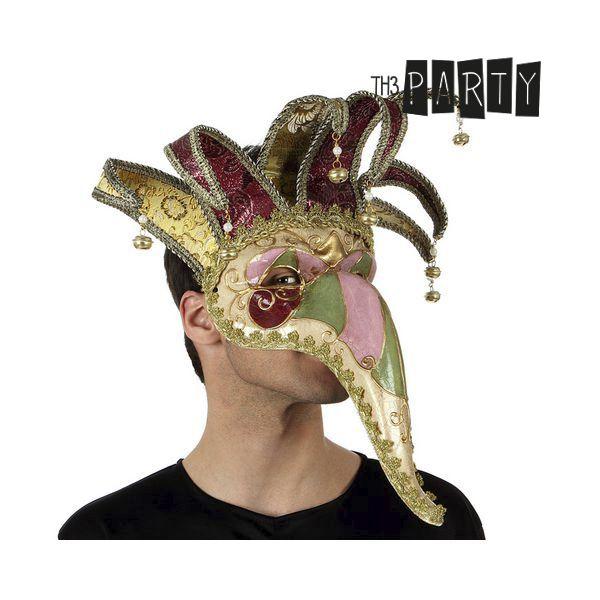 Venetian mask Th3 Party 3392 Long beak