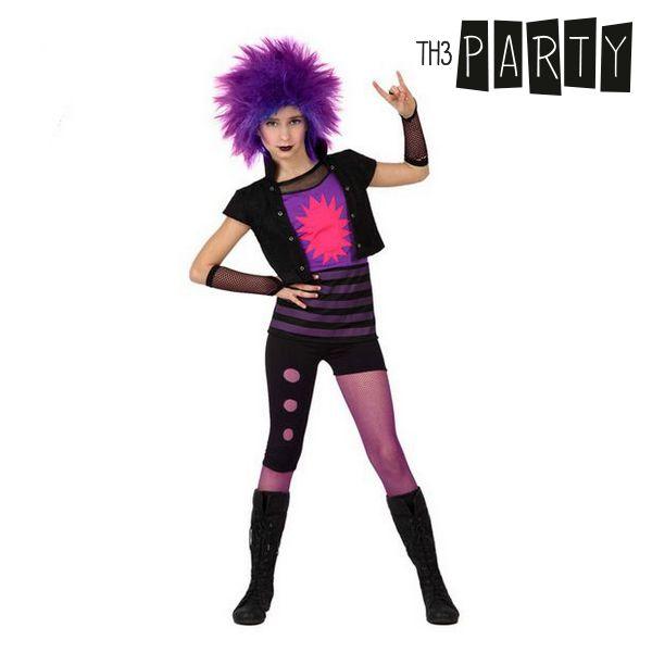 Kostium dla Dzieci Th3 Party Punk - 3-4 lata