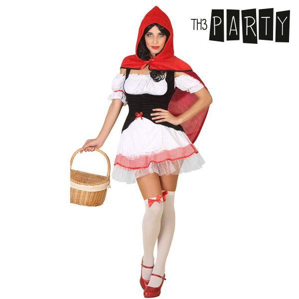 Kostým pro dospělé Th3 Party Sexy červená karkulka - XL