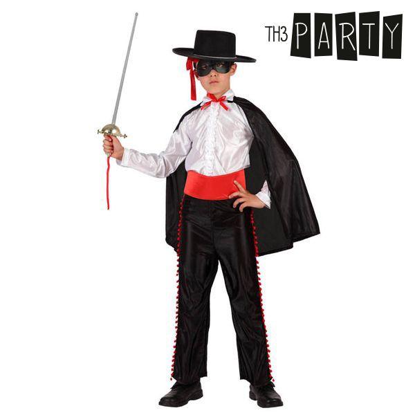 Kostium dla Dzieci Th3 Party Zorro - 7-9 lat