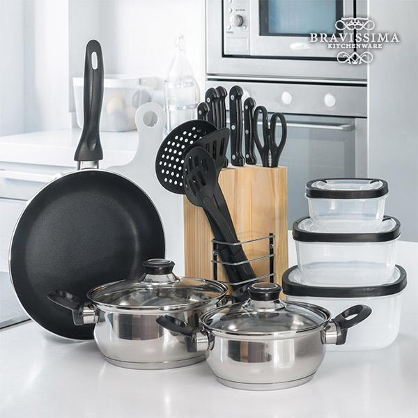 Kuchyňská Souprava Bravissima Kitchen (17 částí)