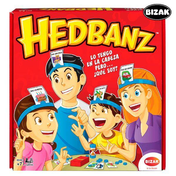 Hráči Hedbanz Bizak 61924297