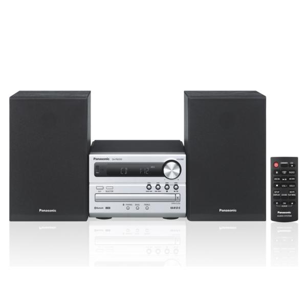 Zestaw Hi-fi Panasonic SC-PM250EC-S Bluetooth 20W