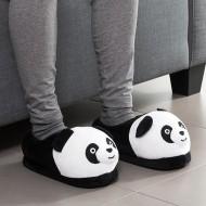 Mäkké Papuče Medvedík Panda - 39-40