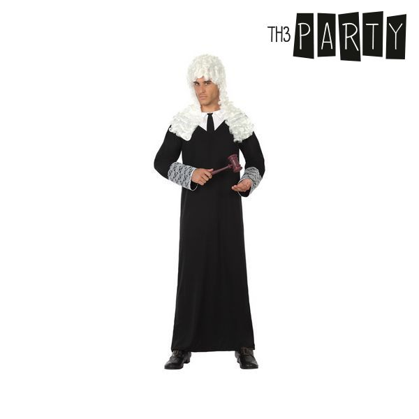 Kostým pro dospělé Th3 Party Soudce - XL