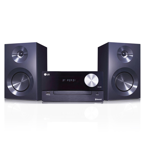 Miniwieża Hi-fi LG CM2460 100W USB/Bluetooth TV Sound Sync MP3/CD/WMA