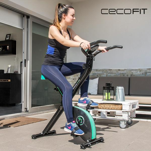 Rower Statyczny Składany Cecofit X-Bike