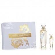 Souprava sdámským parfémem Agua Fresca De Rosas Adolfo Dominguez (2 pcs)