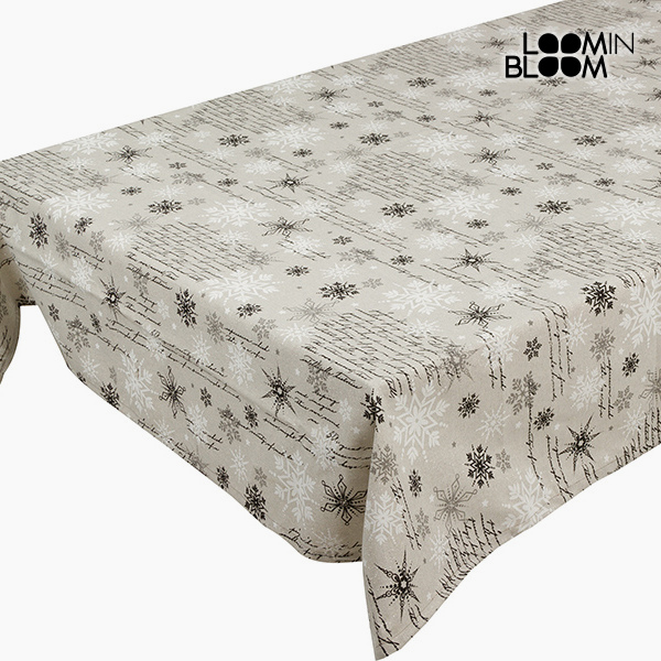Obrus Czarny (135 x 250 cm) by Loom In Bloom