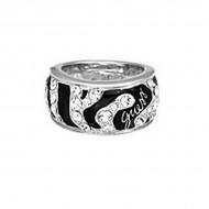 Dámsky prsteň Guess UBR71201-52 (16,56 mm)