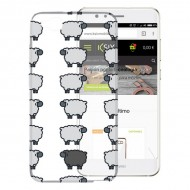 Pouzdro na mobily Huawei P10 Lite Flex TPU Ovce