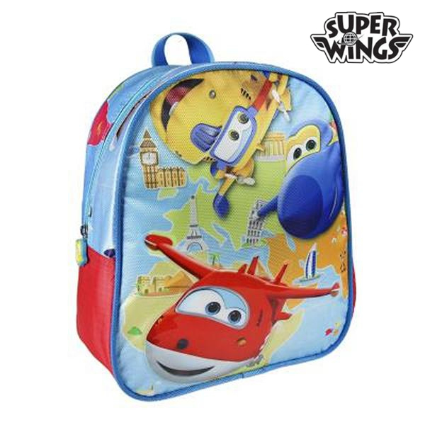 Plecak dziecięcy Super Wings 302