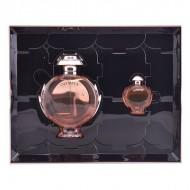 Souprava sdámským parfémem Olympéa Aqua Paco Rabanne (2 pcs)