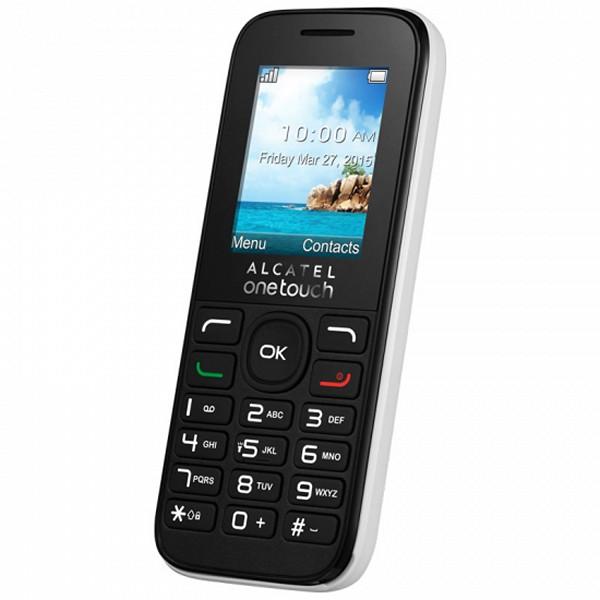Tlačítkový mobilní telefon Alcatel 10-50 1,8