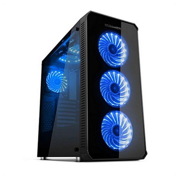 Semi Wieża ATX NOX NXHUMMERTGX RGB