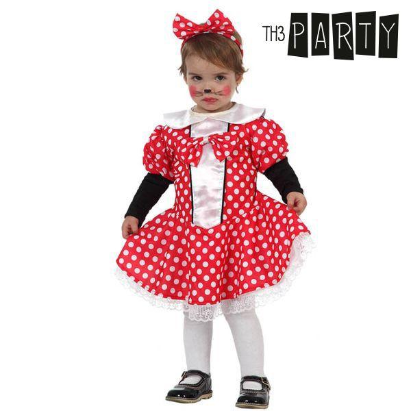 Kostým pro miminka Th3 Party Domýšlivá myška - 0–6 měsíců