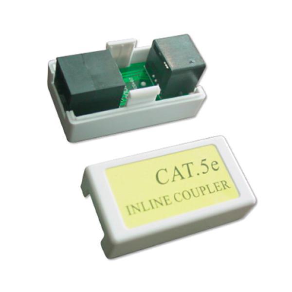 Prodlužovací Kabel UTP 8P8C iggual PSINCA-LC5E-00 Bílý