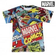 Koszulka z krótkim rękawem dla dzieci Marvel 1201 (rozmiar 8 lat)