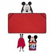 Poncho-Ručník s kapucí Mickey Mouse 7584