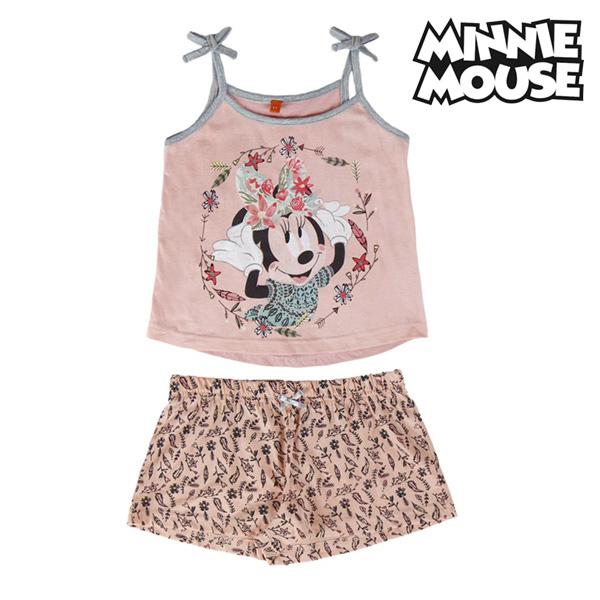 Dziewczęca Piżamka na Lato Minnie - 4 lata
