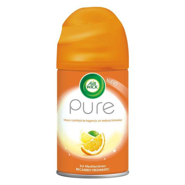 Náhradní Náplň do Osvěžovače Vzduchu Air Wick FreshMatic Pure Mediterranean 250 ml