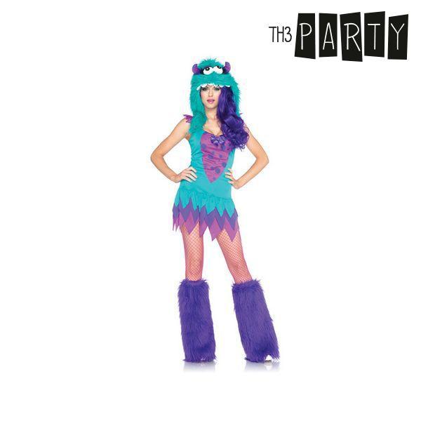Kostým pro dospělé Th3 Party Monstrum - XS