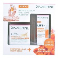Souprava sdámskou kosmetikou Lift + Vitamin C Diadermine (2 pcs)