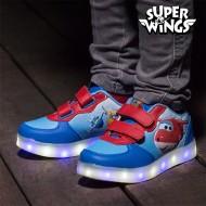 Sportovní Boty s LED Super Wings - 30