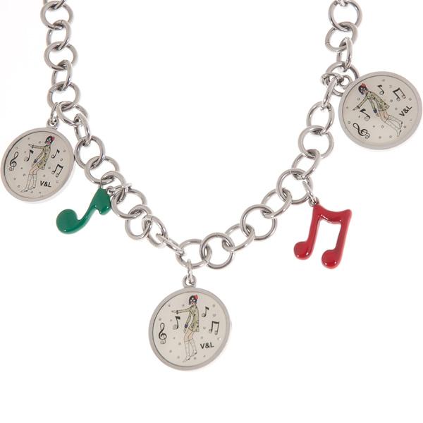 Dámský náhrdelník V&L VJ0206GA