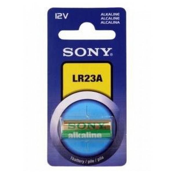Alkalická baterie Sony LR23, 12V, miniAlkaline LR23NB1A 12 V 30 mAh Zelená
