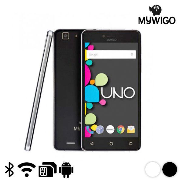 Smartphone MyWigo UNO 5'' - Černý