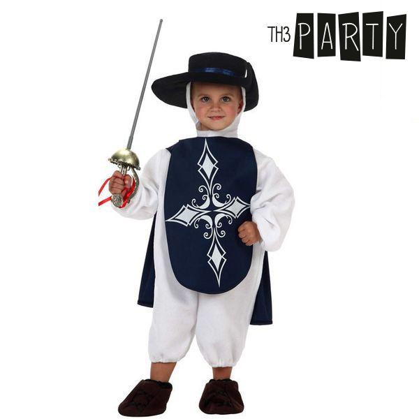 Kostým pro miminka Th3 Party Mušketýr - 0–6 měsíců