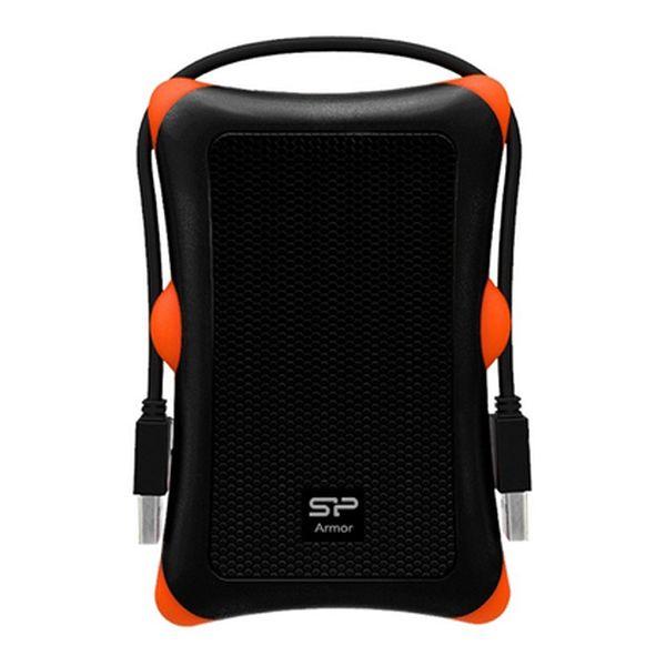 Externí Pevný Disk Silicon Power SP020TBPHDA30S3K 2 TB 2.5