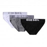 Slipy Męskie Diesel 00SKZP-0NTGA-186 (3 pary) - M