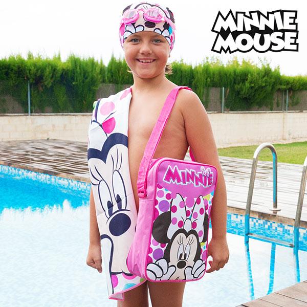 Batoh s Vybavením na Koupaliště Minnie (4 části)