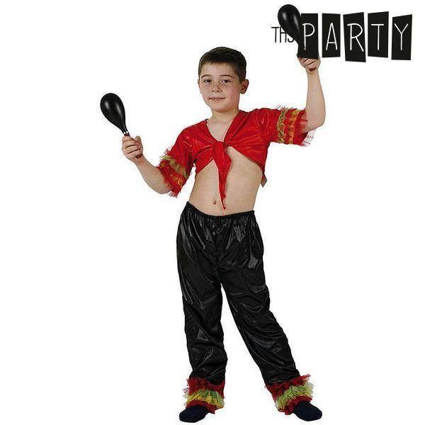 Kostium dla Dzieci Th3 Party 7876 Tancerz salsy