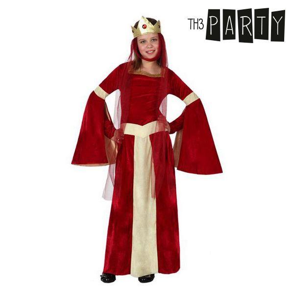 Kostým pro děti Th3 Party Středověká dáma - 3–4 roky