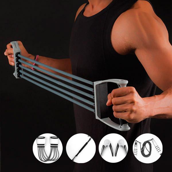 Zestaw Akcesoriów Fitness (5 sztuk)