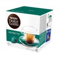 Kávové kapsle s pouzdrem Nescafé Dolce Gusto 41640 Espresso Ristretto (48 uds)