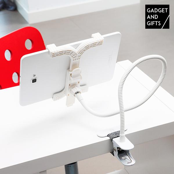 Nastavitelný Stojánek na Tablet se Svorkou Gadget and Gifts
