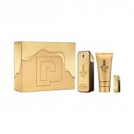Souprava spánským parfémem 1 Million Paco Rabanne (3 pcs)