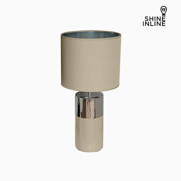 Stolní Lampa Šedý (30 x 30 x 62 cm) by Shine Inline