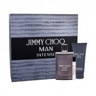 Souprava spánským parfémem Intense Jimmy Choo (3 pcs)